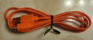 NEW JBL Orange Micro USB Cable for CHARGE 3 2 FLIP 4 3 Pulse 3 2 Speaker