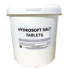 SALT TABLETS | 10KG BUCKET | HYDROSOFT | Water Softener | FCC Food Grade