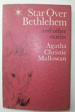 Raro libro Star over Bethlehem Agatha Christie 1965 prima edizione
