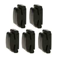 Pack 5 Guitar Pickholder Pick Plec Plectrum Holder Clamp Clip High Quality