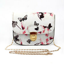 Floral Mini Chain Bag Clutch Shoulder Bag Tote Purse Handbag Messenger bag 2018