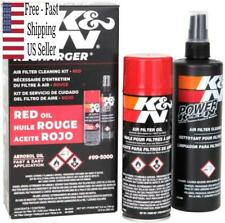 KN RECHARGER/FILTER CLEANING KIT AEROSOL 99-5000 NEW FREE SHIPPING