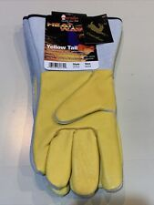 Watson Welding Gloves/ Deer Skin/ New With Tags