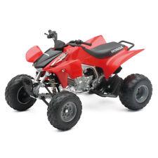 HONDA TRX450R 1:12 Die-Cast ATV QUAD Motorbike Toy Model Bike RED New Ray