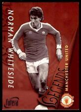Futera Manchester United 1997 - Norman Whiteside (Legends) No.56