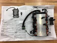 OMC Johnson Evinrude POWER PACK & Shield plus TIMING SENSOR P/N 436367