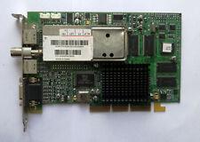 ATI All-in-Wonder Rage 128 Pro 32mb AGP VGA Card-TEST OK!