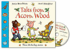 Very Good, Tales From Acorn Wood Book and CD Pack, Donaldson, Julia, Book