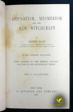 Hypnotism, Mesmerism And The New Witchcraft :: 1896