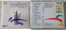 The Best Of Bernstein - New York, New York! .. Deutsche Grammophon CD TOP