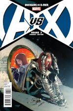 AVENGERS VS X-MEN #3 SARA PICHELLI VARIANT B.B. MARVEL  NM 1st PRINT
