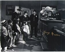 "Our Gang ""Tiny Troubles"" signed photo Jerry Maren midget costar Little Rascals"
