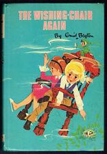 ENID BLYTON, THE WISHING-CHAIR AGAIN, HB, 1972, VGC.