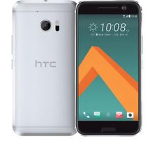 HTC 10 Quad Core 4GB RAM 32GB 5.2 Inch Smartphone - Glacier Silver (Unlocked)