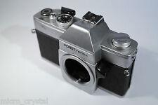 M42 vintage Porst reflex TL film analog camera camara cell battery included