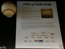 Oakland Athletics Signed 1975 Team Baseball 29 Sigs Auto PSA/DNA Reggie Jackson