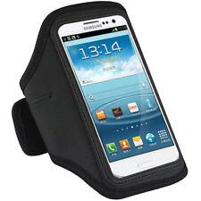 Funda Samsung Galaxy ACE 2 i8160 ACE2 Correr Deporte Running NEGRO Cinta Brazo