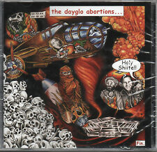 Dayglo Abortions - Holy Shiite CD - New / Sealed (2004) Punk rock