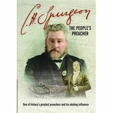 C.H. Spurgeon: The People's Preacher (DVD, 2013)New