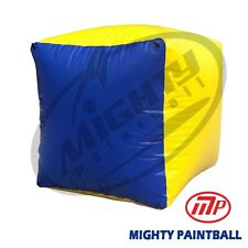 Mighty Paintball Air Bunker (Inflatable Bunker) - Cube