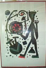 A. R. Penck: Farboffset von 1989, signiert u. num. sehr kleine Auflage! selten