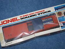 1982 Lionel 6-5712 Lionel Lines TOC Reefer New L1115