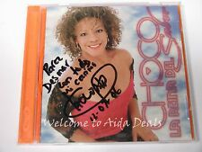 (SIGNED) La Reina del Sabor by Choco Orta (CD, Mar-2001, Musical Productions Inc
