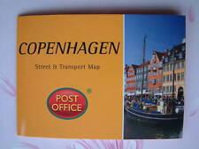 COPENHAGEN  Street Transport Map Pocket Guide PopUp NEW