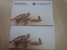 2 sets Keunikan Malaysia Set RM20 2011 with nice serial no. AA0076768-AA0076769