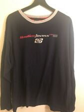 Nautica  Jeans Co Competition SIZE XL Vintage  Long Sleeve