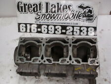 Ski Doo Rotax 809 800 Triple Snowmobile Engine Crank Case Set Crankcase Mach Z