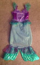 Disney Store Ariel Little Mermaid Costume - Girls Size Large