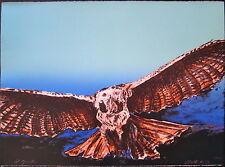 """John Battenberg """"El Javilin"""" 1989, color lithograph"""