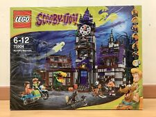 LEGO 75904 Scooby-Doo Mystery Mansion RETIRED Brand New In Sealed Box