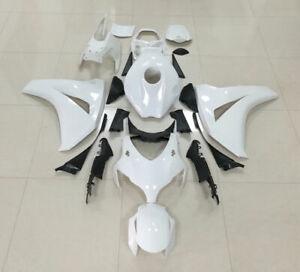 For honda cbr1000rr 2008-2011 Unpainted plastic fairing set bodywork kit