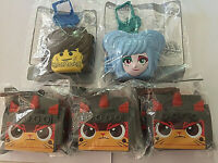 MCDONALDS HAPPY MEAL TOYS 2019 THE LEGO MOVIE 2 FIVE ITEMS NEW & SEALED