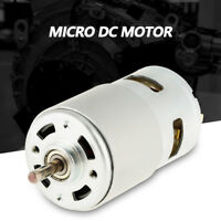 DC12V 12000RPM High Speed Miniature Brushless Motor for Electric Power Tool New
