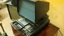 Bell & Howell Microfiche Microfilm Viewer Reader Model Bh810 Made in Usa