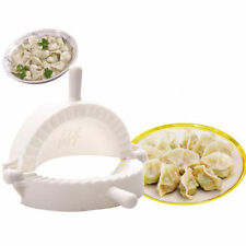 3pcs Kitchen Plastic Dough Press Maker Dumpling Pie Ravioli Making Mold Mould