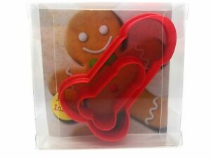 Penis Willy Cookie Cutter set of 2, Biscuit, Pastry, Fondant Cutter Hen Do