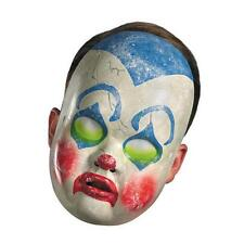Clown Doll Adult Face Mask
