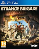 Strange Brigade PS4 * NEW SEALED PAL *
