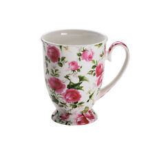 Kaffeebecher FRÜHLINGSROSE oval 300 ml / Maxwell & Williams / Royal Old England