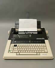 Brother 310 Compactronic Electronic Typewriter With Dictionary ~ Tested Working