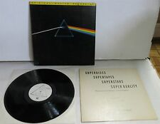 Pink Floyd The Dark Side Of The Moon Mobile Fidelity LP Vinyl Record