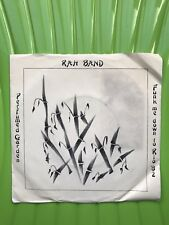 "Rah Band - Perfumed Garden KR5 7"" Single * 3 for 1 On Postage *"