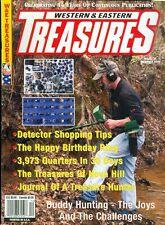 2010 Western & Eastern Treasures Magazine: Detector Shopping/Nova Hill Treasures