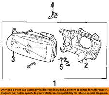 VW VOLKSWAGEN OEM 93-98 Jetta-Headlight Assembly 1HM941018B