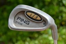 PING I3 O-Size Pitching Wedge BLACK DOT JZ A SR. STEEL SHAFT White Red BLUE i 3