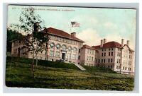 State Normal School, Bellingham WA c1909 Postcard J12